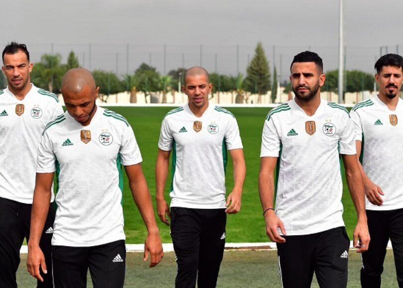maillot algerie 2020 - Onze d'Afrik - L'actualité du football
