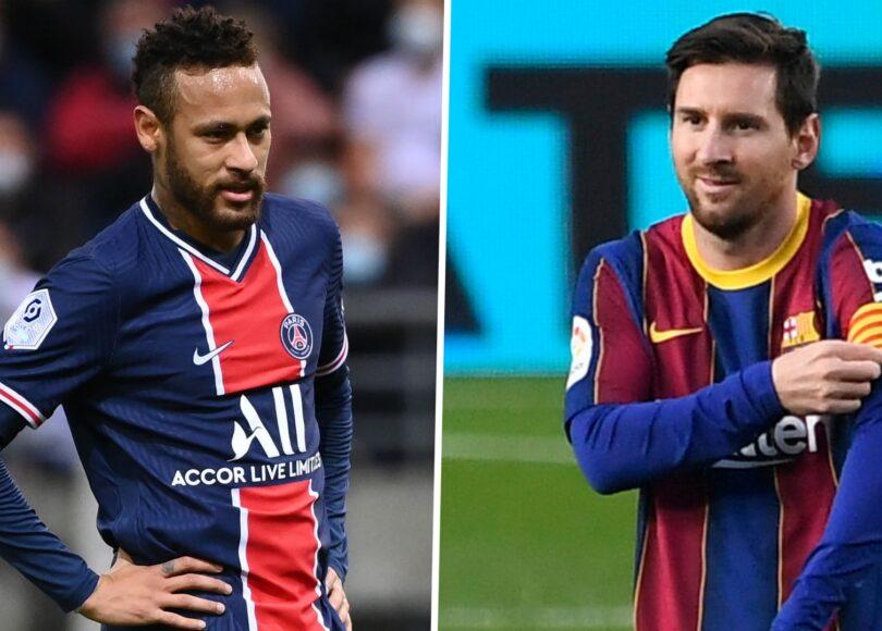 neymar psg lionel messi barcelona 2020 rkep8he58m851tbggdsqh8ku6 - Onze d'Afrik - L'actualité du football