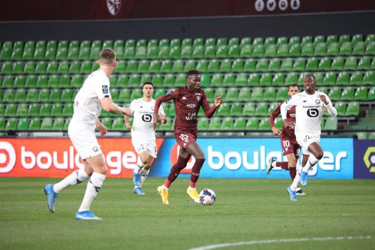papemactarsarrmetz 1 - Onze d'Afrik - L'actualité du football