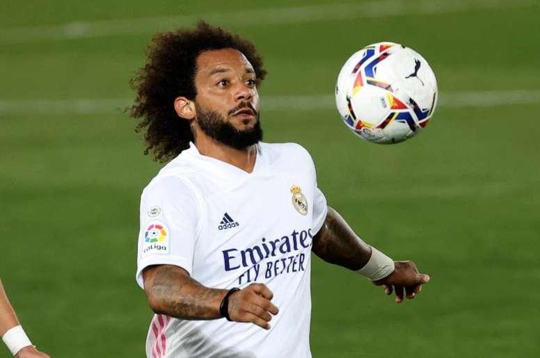 real madrid marcelo soffre un lit de 35.000e pour accelerer son retour en forme - Onze d'Afrik - L'actualité du football
