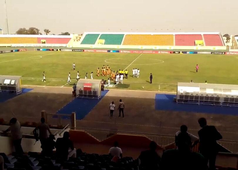salitas 01 - Onze d'Afrik - L'actualité du football