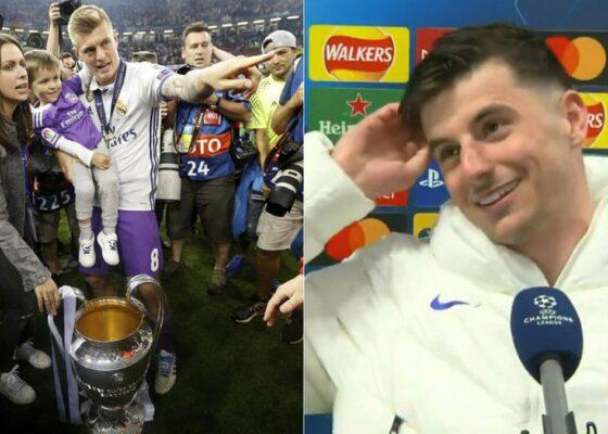 toni kroos repond a mason mount e1620379563933 - Onze d'Afrik - L'actualité du football