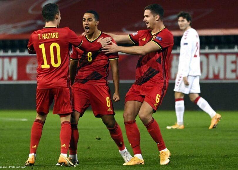 2020 11 18 belgique danemark - Onze d'Afrik - L'actualité du football