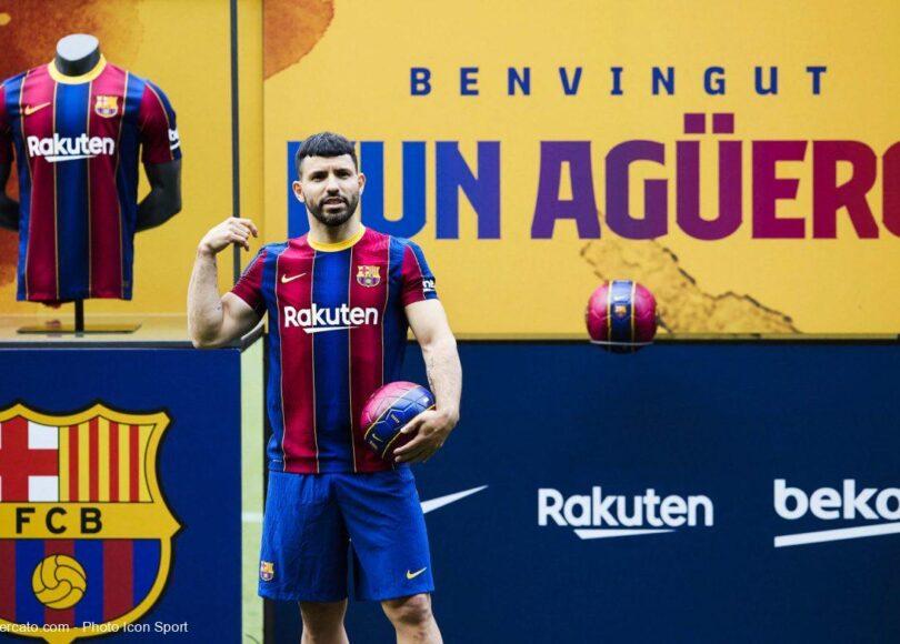 Aguero - Onze d'Afrik - L'actualité du football