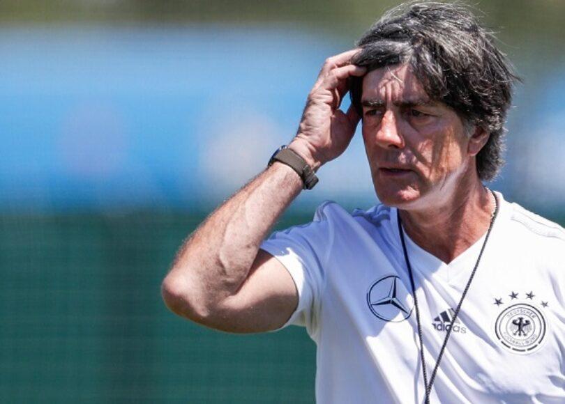 Allemagne Joachim Loew reste selectionneur - Onze d'Afrik - L'actualité du football