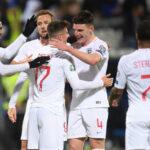 Angleterre avant - Onze d'Afrik - L'actualité du football