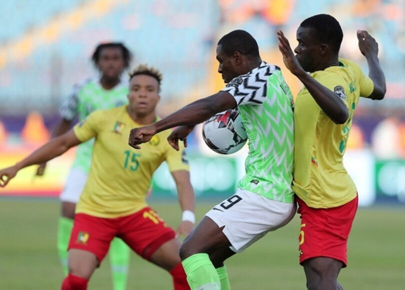 Cameroon Nigeria - Onze d'Afrik - L'actualité du football