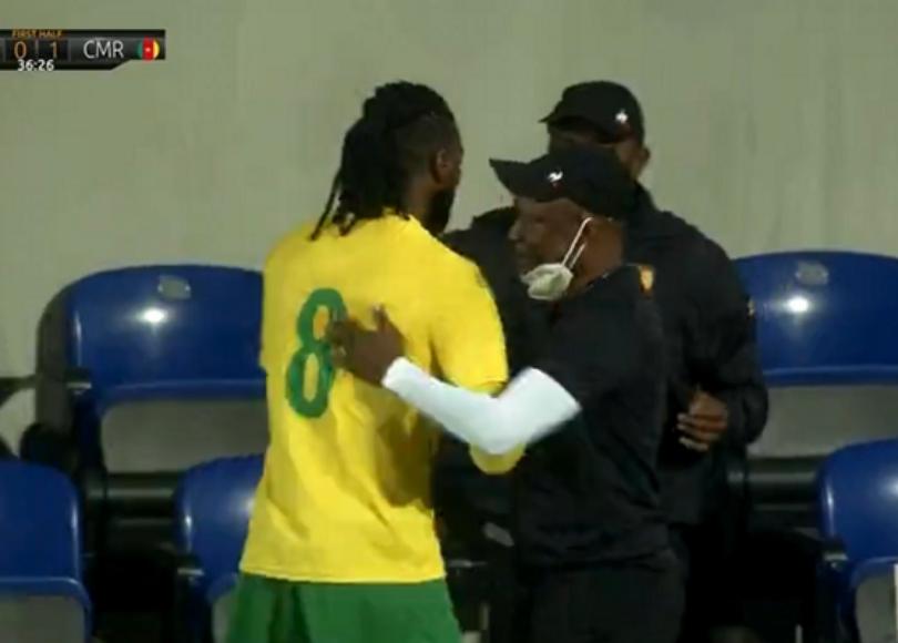 Capture 10 - Onze d'Afrik - L'actualité du football