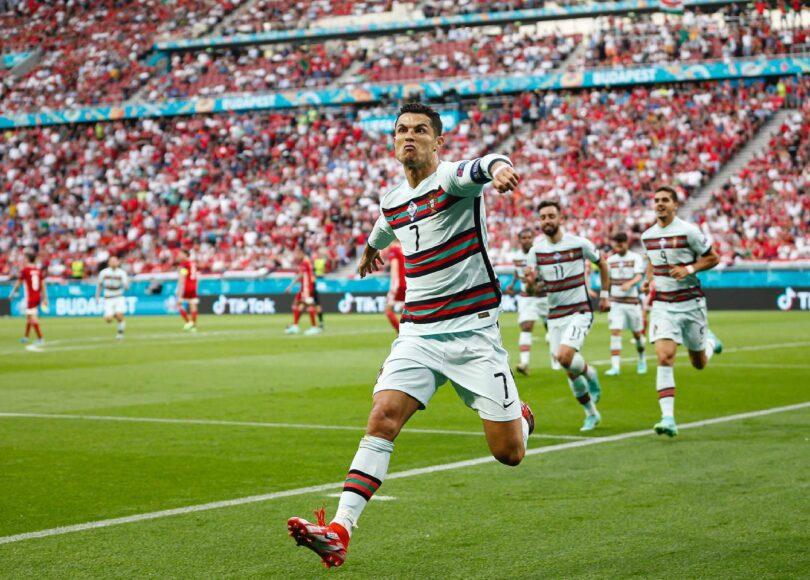 Cristiano Ronaldo - Onze d'Afrik - L'actualité du football