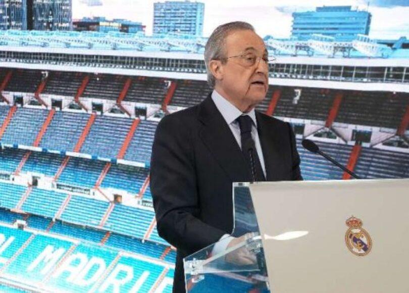 Florentino Perez 670x370 1 - Onze d'Afrik - L'actualité du football