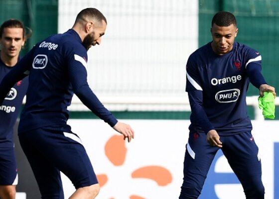 Foot quelle composition de l equipe de France face au pays de Galles ce soir - Onze d'Afrik - L'actualité du football
