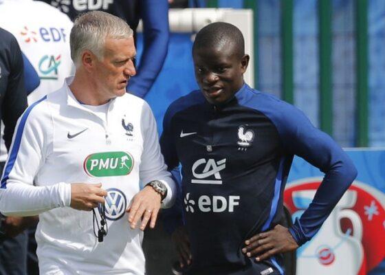 Kante Deschamps1 - Onze d'Afrik - L'actualité du football