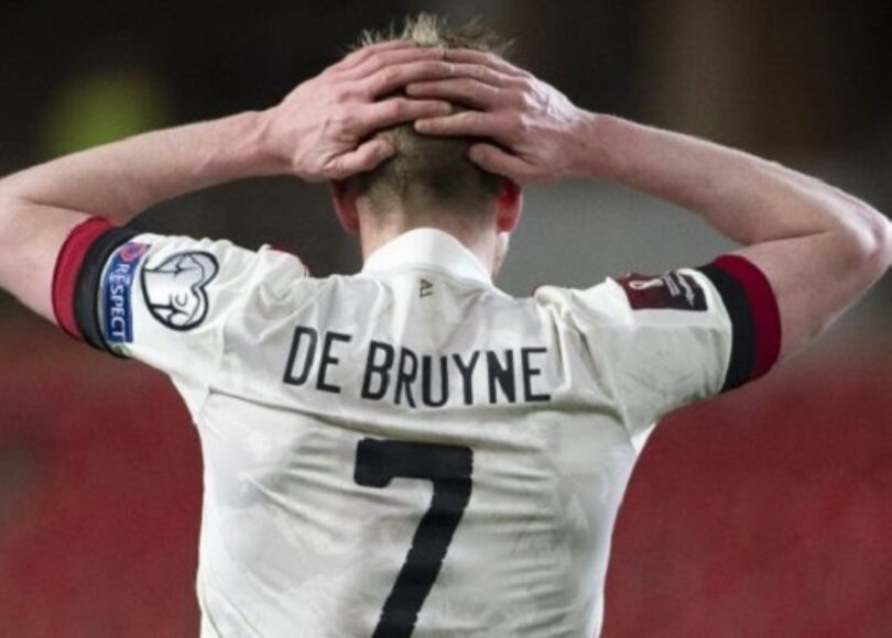 Kevin de Bruyne Belgique 670x370 1 - Onze d'Afrik - L'actualité du football