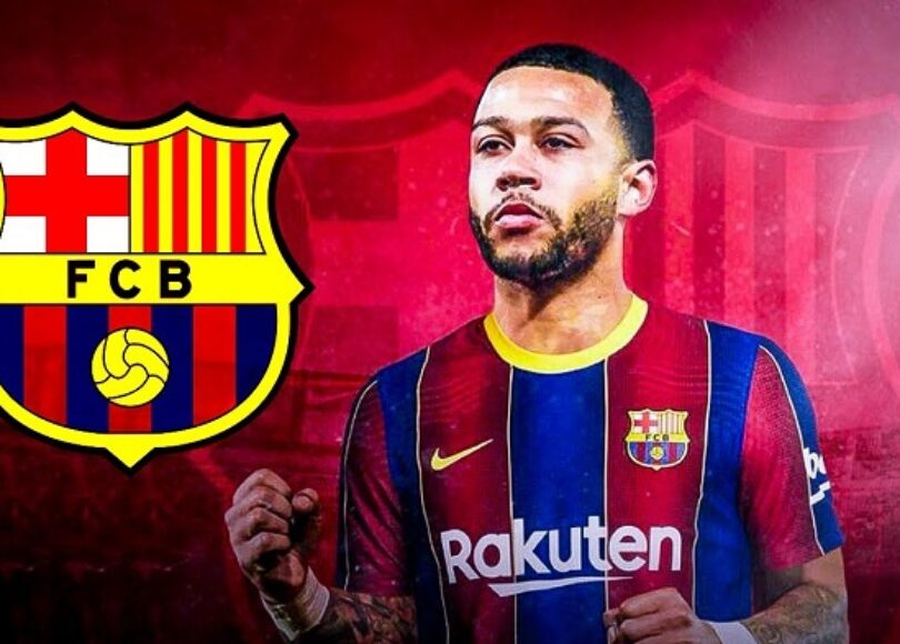 Memphis Depay close to signing at Barcelona for 3 years - Onze d'Afrik - L'actualité du football