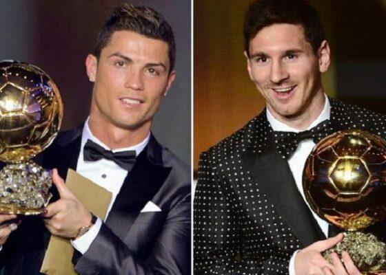 Messi Ronaldo - Onze d'Afrik - L'actualité du football