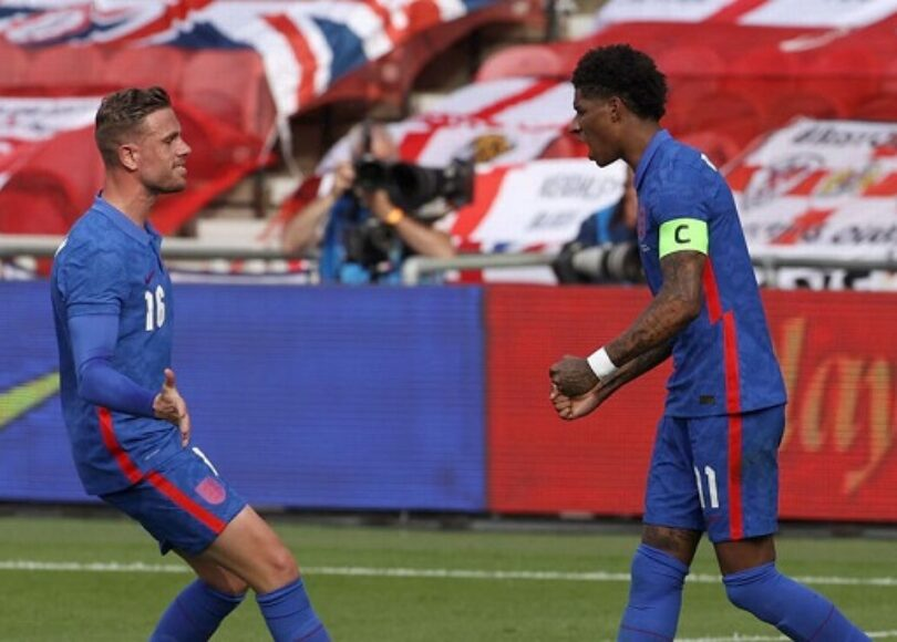 News Angleterre 1 0 Roumanie REacuteCAPITULATIF le stylo de Rashford remporte la victoire lors de leacutechauffement final de lEuro 2020 - Onze d'Afrik - L'actualité du football