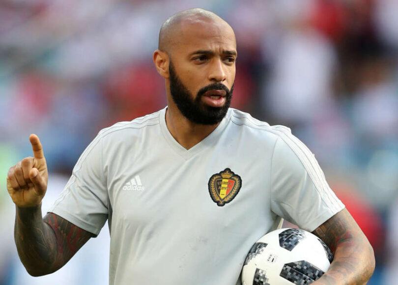 News Thierry Henry revient en tant quassistant technique de leacutequipe nationale de Belgique - Onze d'Afrik - L'actualité du football