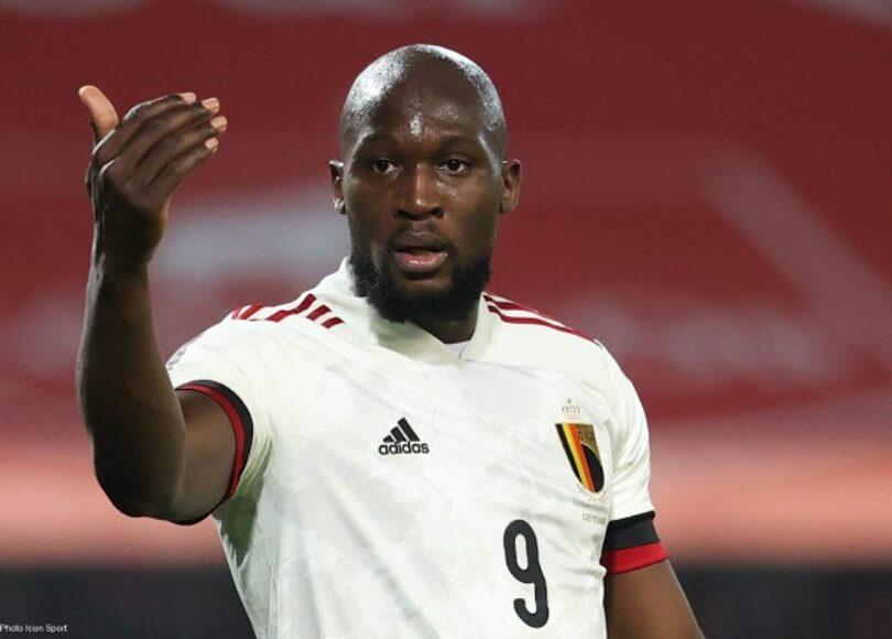 Romelu Lukaku Belgique - Onze d'Afrik - L'actualité du football
