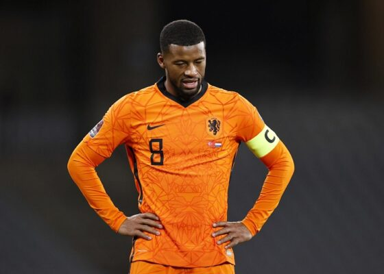 Wijnaldum 2 - Onze d'Afrik - L'actualité du football