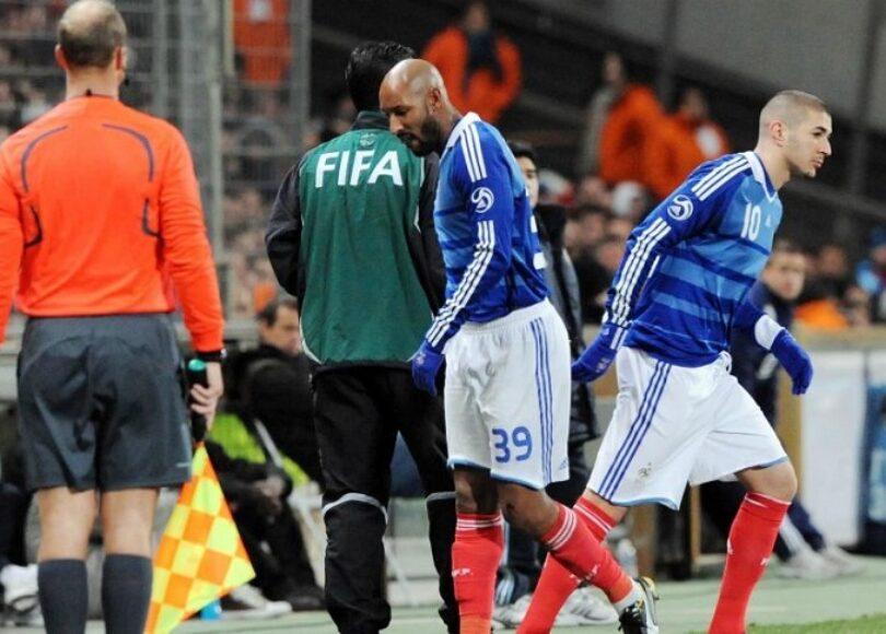 anelka pour la france benzema serait certainement un plus - Onze d'Afrik - L'actualité du football