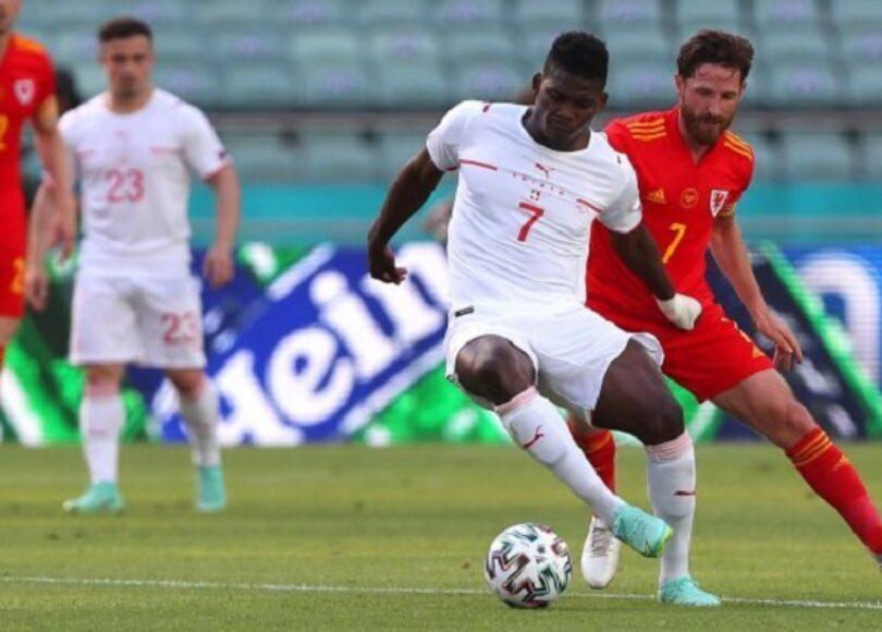 breel embolo - Onze d'Afrik - L'actualité du football
