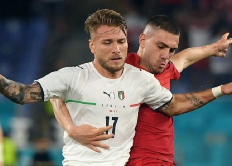 ciro immobile merih demiral - Onze d'Afrik - L'actualité du football