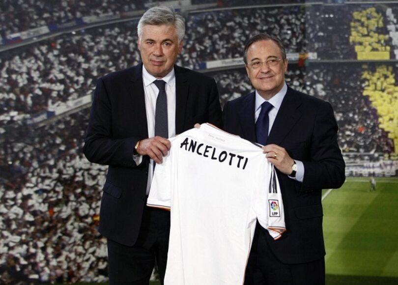 esp carlo ancelotti de retour au real madrid icon mar 260613 41 41 315565 - Onze d'Afrik - L'actualité du football