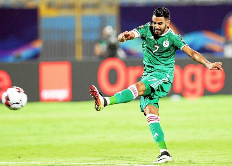 riyad mahrez sera l un des principaux atouts offensifs de 4682743 - Onze d'Afrik - L'actualité du football