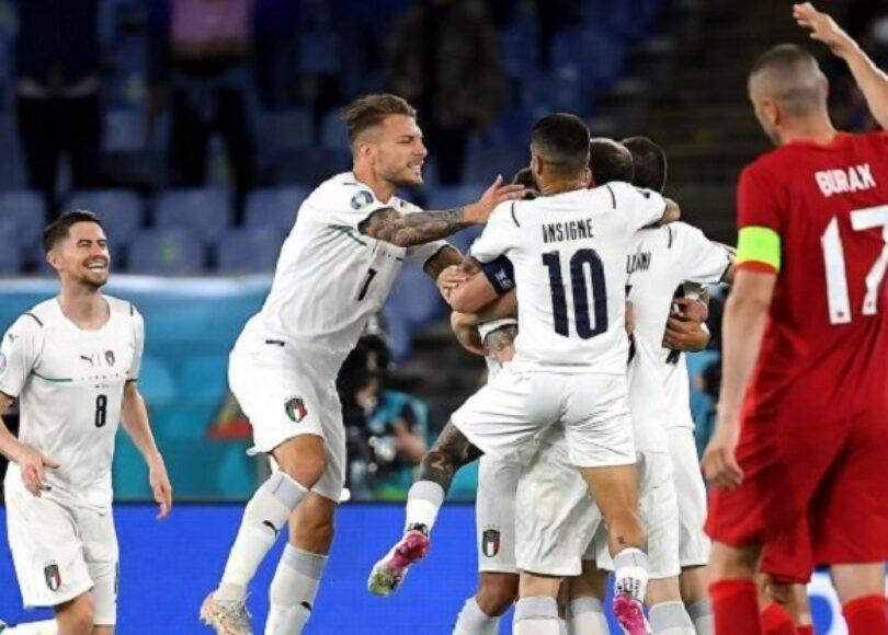 turquie italie but euro2020 - Onze d'Afrik - L'actualité du football