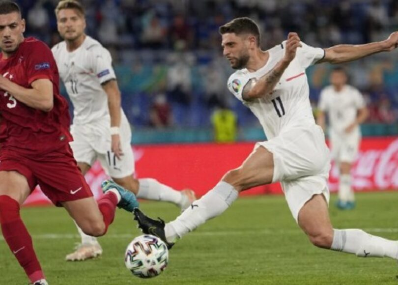 turquie italie merih demiral - Onze d'Afrik - L'actualité du football