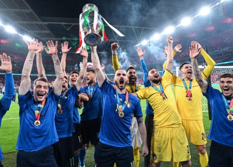 Italy v England UEFA Euro 2020 Final 3eabbfbff7d110e7903dedd1f8f75a74 - Onze d'Afrik - L'actualité du football