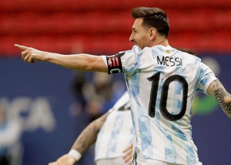 lionel messi argentina 1 x 1 colombia copa america 2021 16ccgph8nuo5c1mz8f26egvi5s - Onze d'Afrik - L'actualité du football
