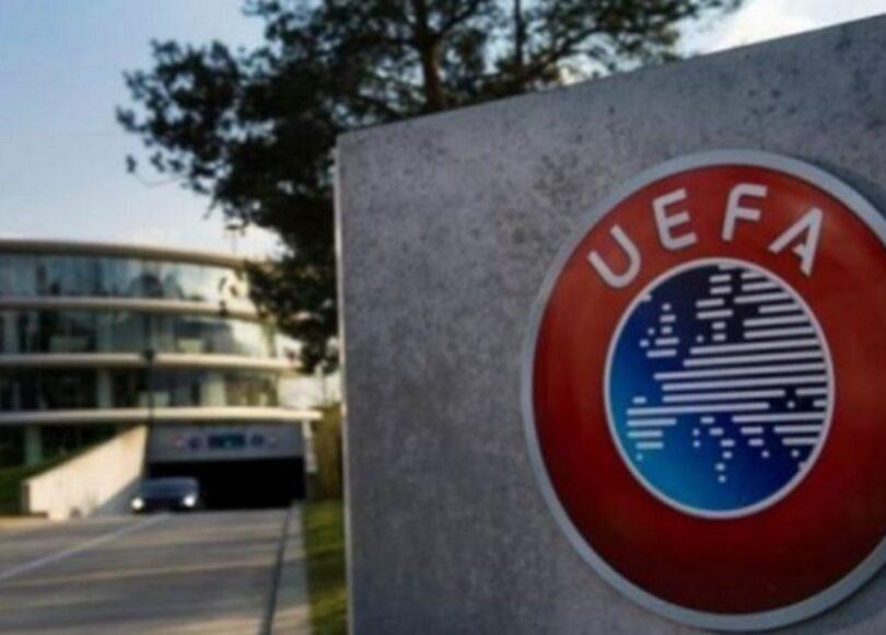 logo uefa - Onze d'Afrik - L'actualité du football