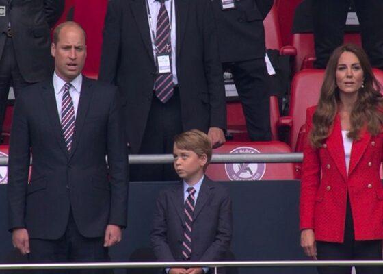 prince george england game t - Onze d'Afrik - L'actualité du football