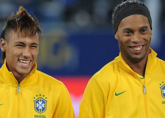 ronaldinho neymar 1200 - Onze d'Afrik - L'actualité du football