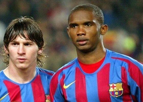 samuel et messi 780x400 1 - Onze d'Afrik - L'actualité du football