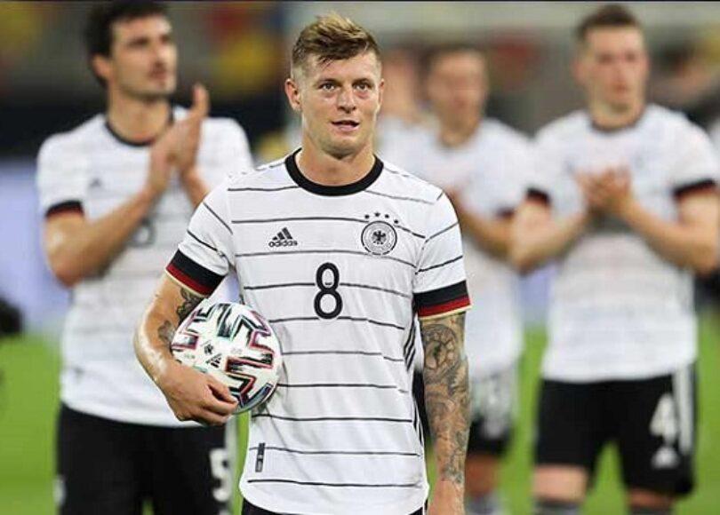 toni kroos allemagne - Onze d'Afrik - L'actualité du football
