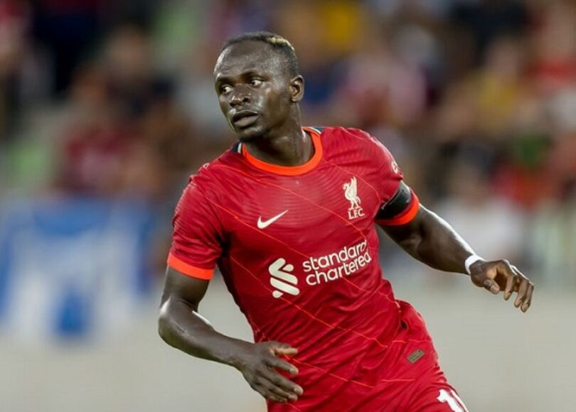 0 Sadio Mane Liverpool - Onze d'Afrik - L'actualité du football