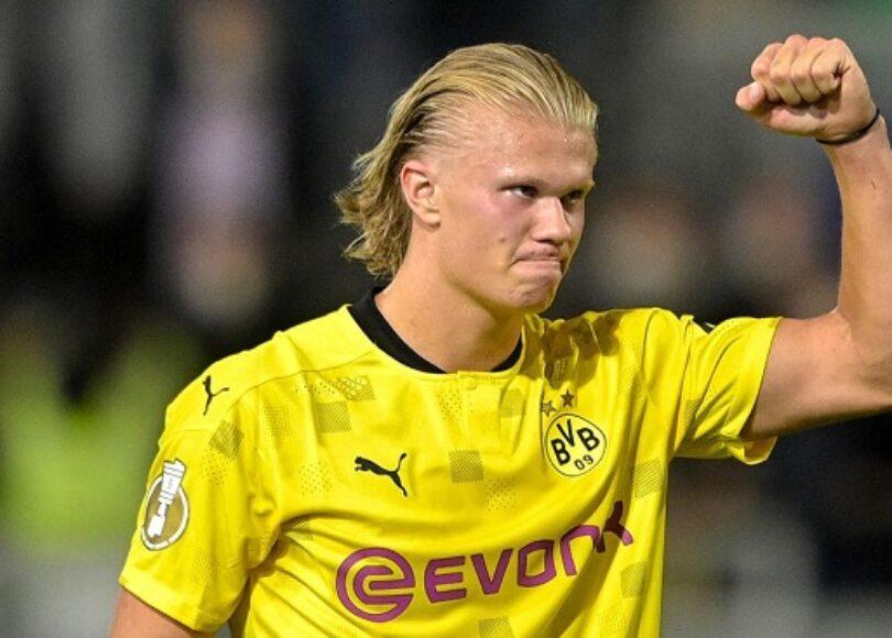 1628580430 0 Wehen Wiesbaden vs Borussia Dortmund Germany 07 Aug 2021 - Onze d'Afrik - L'actualité du football