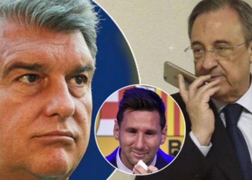 Comment Florentino Perez a facilite le depart de Lionel Messi 800x445 1 - Onze d'Afrik - L'actualité du football
