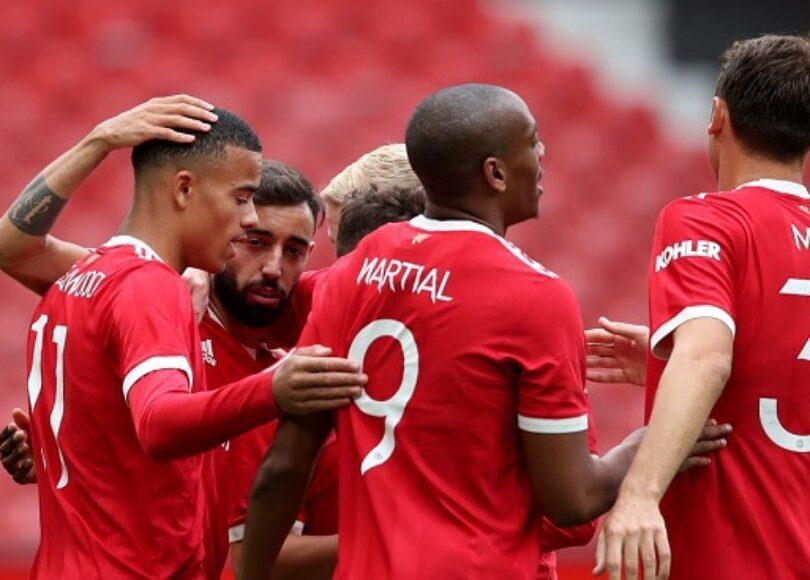 EM Man Utd vs Everton score en direct et mises agrave jour des buts du match amical de preacute saison - Onze d'Afrik - L'actualité du football