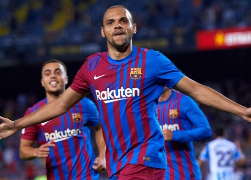 FC Barcelona v Real Sociedad La Liga Santander 415fad01f244e6bf6c24b681097a315e - Onze d'Afrik - L'actualité du football