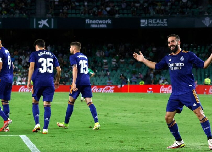 Liga Real Madrid Betis Seville - Onze d'Afrik - L'actualité du football