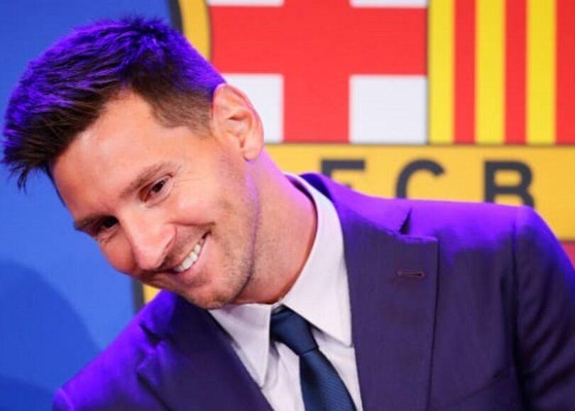 Lionel Messi of Barcelona Press Conference a50971deba89fba02cf026a837507c68 - Onze d'Afrik - L'actualité du football