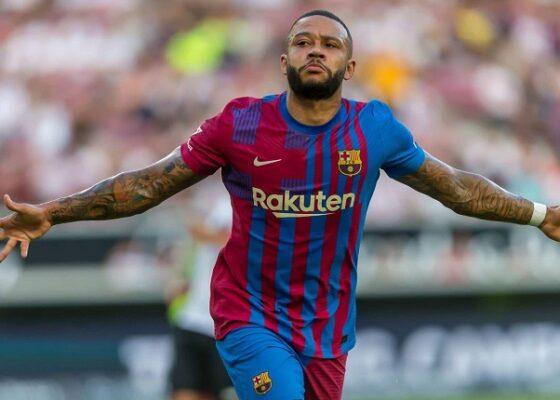 Memphis Depay Barca Stuttgart - Onze d'Afrik - L'actualité du football