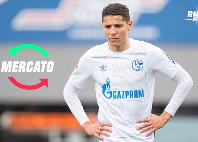 Mercato L OM proche de se faire preter Amine Harit 1117347 - Onze d'Afrik - L'actualité du football
