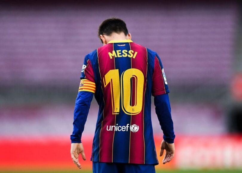 Messi - Onze d'Afrik - L'actualité du football