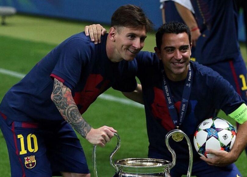 Messi Xavi - Onze d'Afrik - L'actualité du football