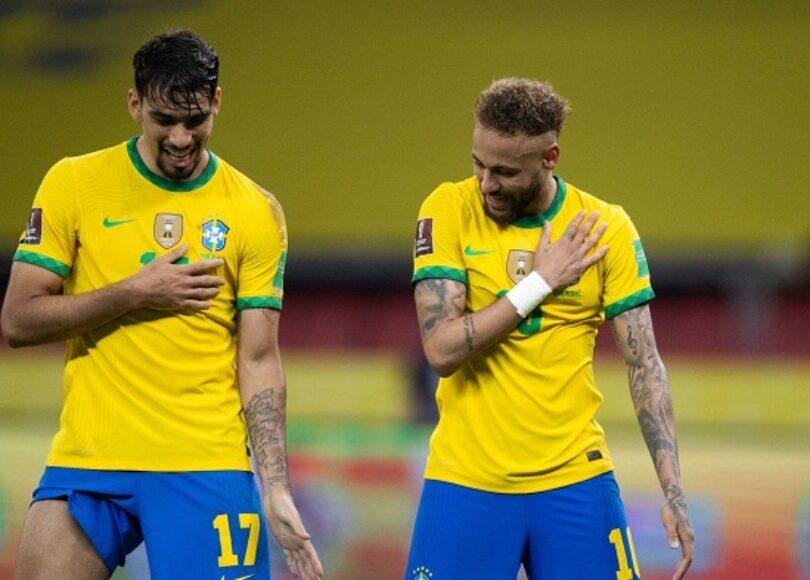Neymar Bresil - Onze d'Afrik - L'actualité du football