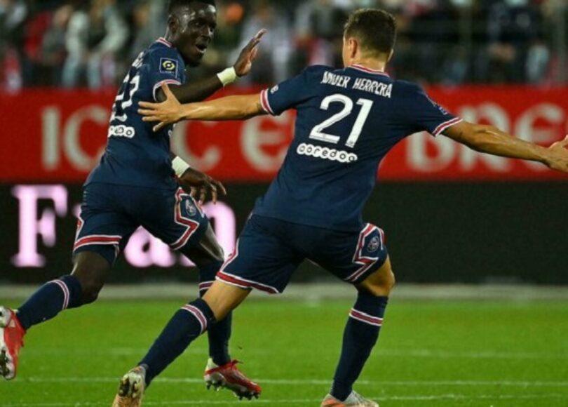 PSG Gana - Onze d'Afrik - L'actualité du football